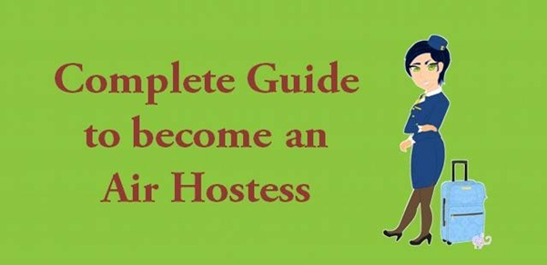 how to become an air hostess or flight attendant